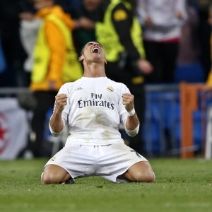 Cristiano Ronaldo ska skjuta Real Madrid till en ny Champions League-final.