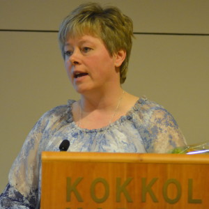 Stina Mattila valdes åter till stadsdirektör i Karleby.
