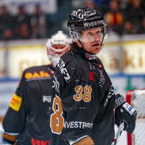 Adam Masuhr spelade i lite över två år i Kärpät.