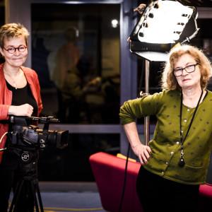 Susanna Ginman och Anne Suominen.