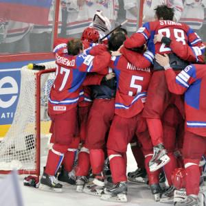 Ryssland VM 2012