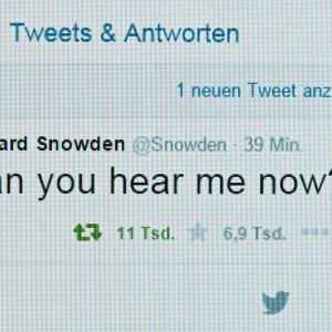 tweet av edward snowden