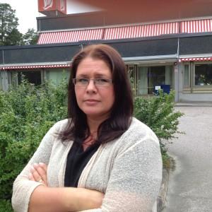 Johanna Lemström är förtroendeman på Västra Nyland.