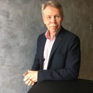 Timo Lindholm, tema ledare för Arbetslivsfrågor på Sitra