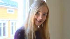 Saara Bettina tävlar i MGP 2016.