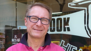 Markku Vento sadlade om från chefredaktör i Borgå till bokhandlare i Fuengirola