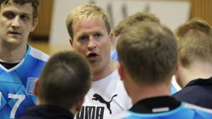 HC West chefstränare Mikko Koskue.