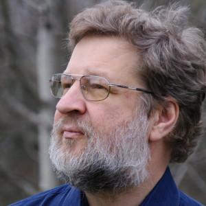 Den estniske författaren Rein Raud