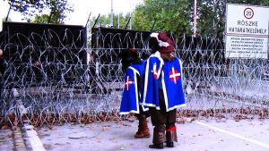 Klockriketeaterns 3 Musketeers - East of Vienna