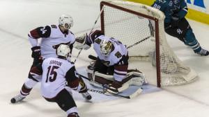 Arizona Coyotes har haft tunga år i NHL.
