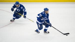 Valtteri Filppula var en av segerarkitekterna mot New York Islanders.