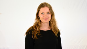 Badmintonspelare Nanna Vainio