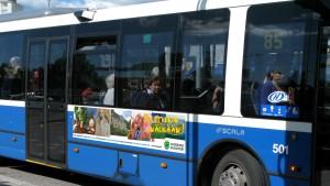 Reklamkampanj i huvudstadsregionen