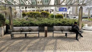 Arbetslösheten stiger i Japan.