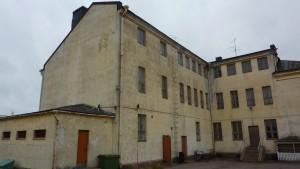 Ungdomsverkstaden finns på Esplanaden i Hangö