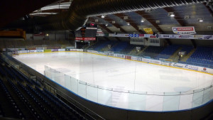 Matchrinken i Vasa ishall