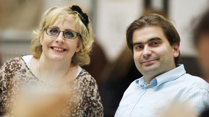 Tiina och Jukka Kumpuvuori