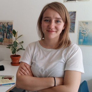 Ina Kauranen, tidskriften Astra.