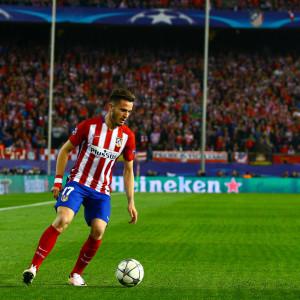 Saul Niguez gjorde enda målet i första semifinalen.