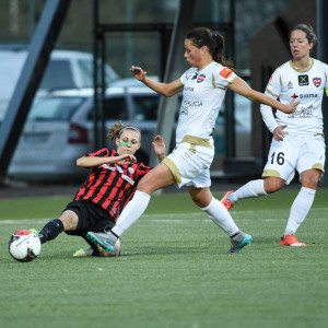 Sanna Saarinen, PK-35 - FC Rosengård, hösten 2015.