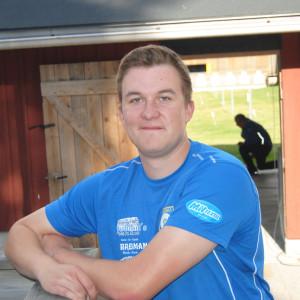 Joni Stenström, Raseborgs Skyttar
