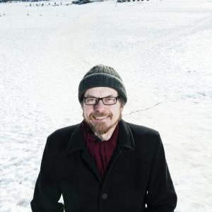 Författaren Tapio Koivukari.