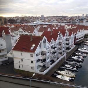 Bostadspriserna har rasat i Stavanger - många vill sälja, men det finns inte köpare.