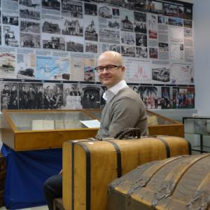 Tuomas Martinainen, direktör för Migrationsinstitutet i Åbo