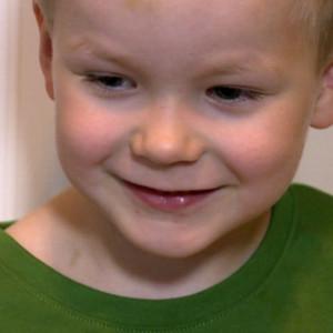 Onni Raitio sairastui harvinaiseen retinoblastoomaan 5-vuotiaana