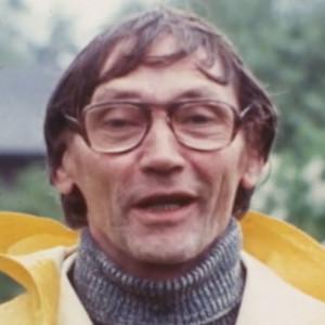 Näyttelijä Martti Kainulainen Lauritsalassa vuonna 1976.