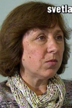 svetlana aleksijevitj, 1998