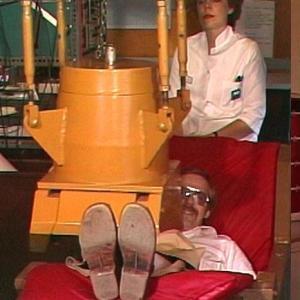 Jodtabeletter och strålningsmätare, 1980
