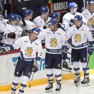 Räkna med att de finländska hockeylejonen får jubla under VM i Ryssland.