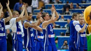 Basketlandslaget, EM 2011