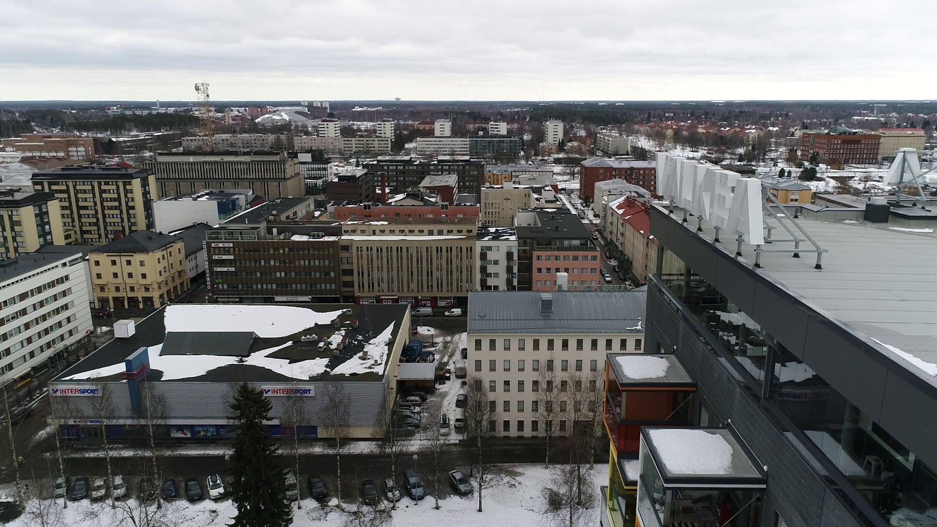 tv ohjelmat areena Oulu