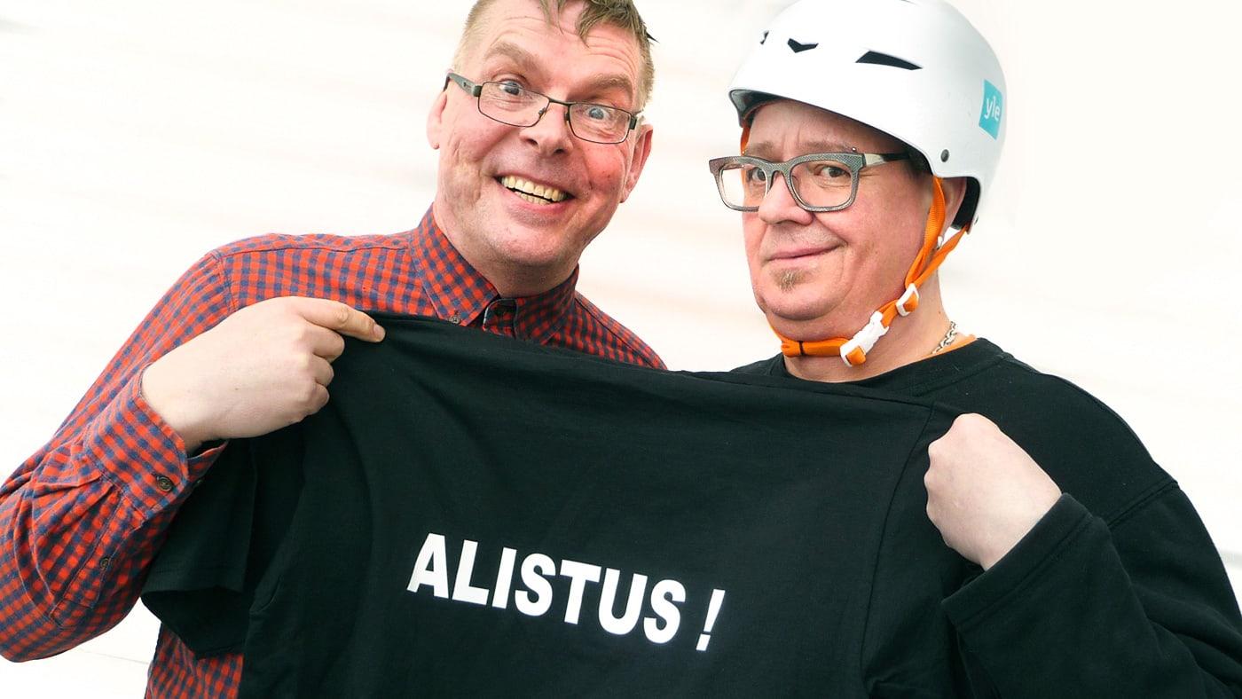 Vain elämää -juhannusfestarit | Anonyymit kotikiusatut. | Radio | Areena | yle.fi