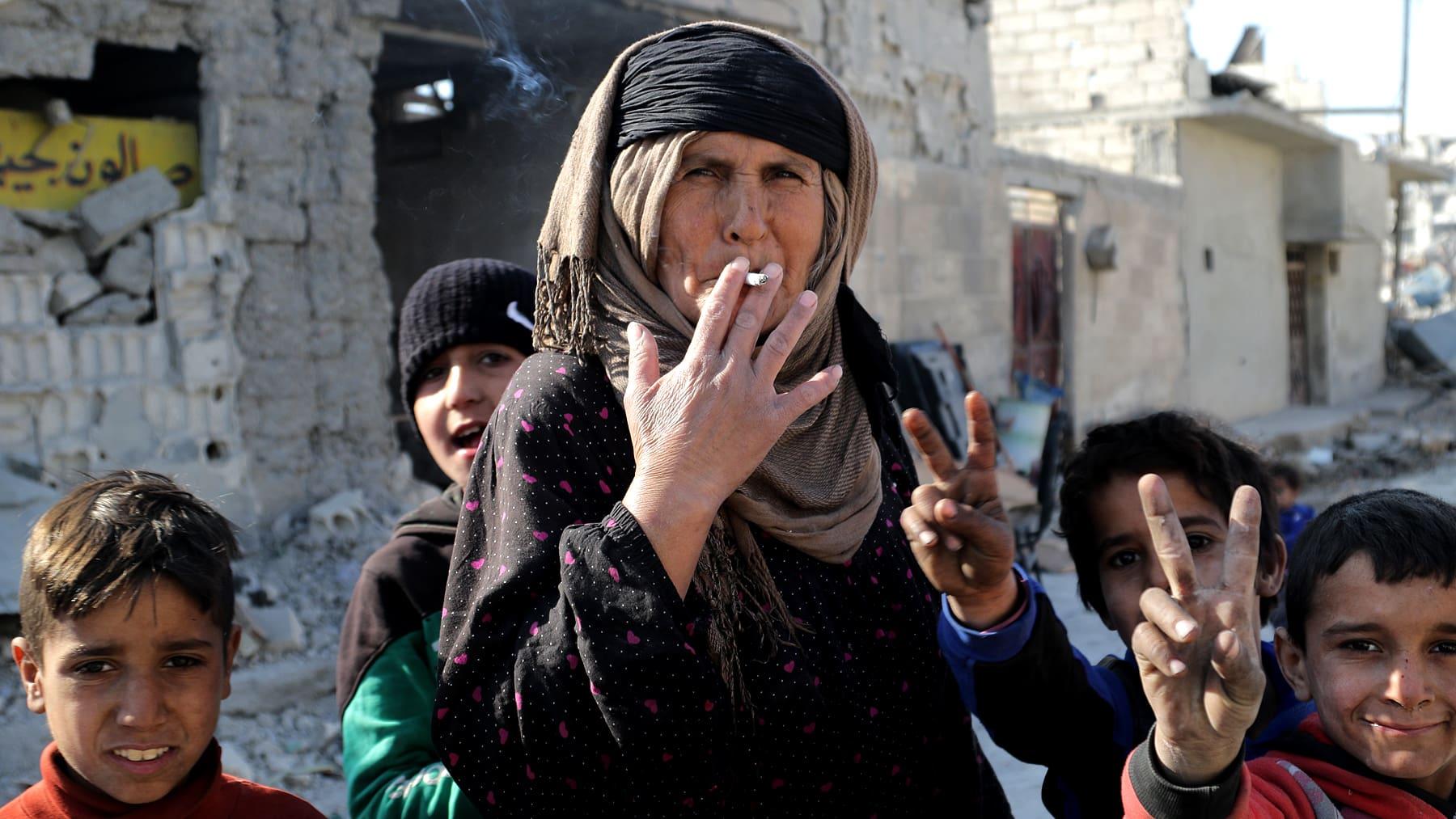 Isisin Kalifaatti Sarja