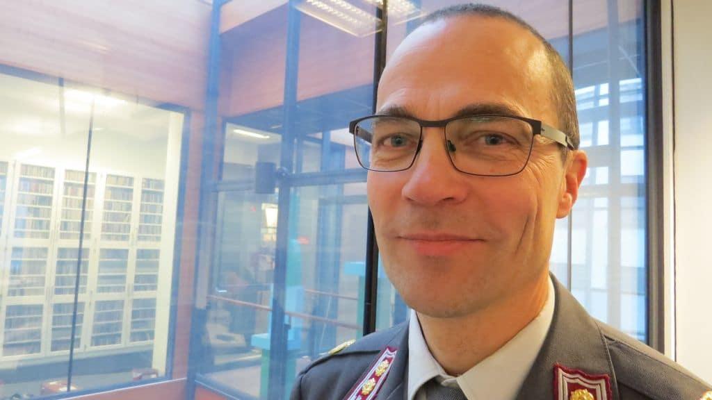 Everstiluutnantti Jukka Kentalan motto: Elämäsi tärkein päivä on tänään | Radio Suomi Jyväskylä ...