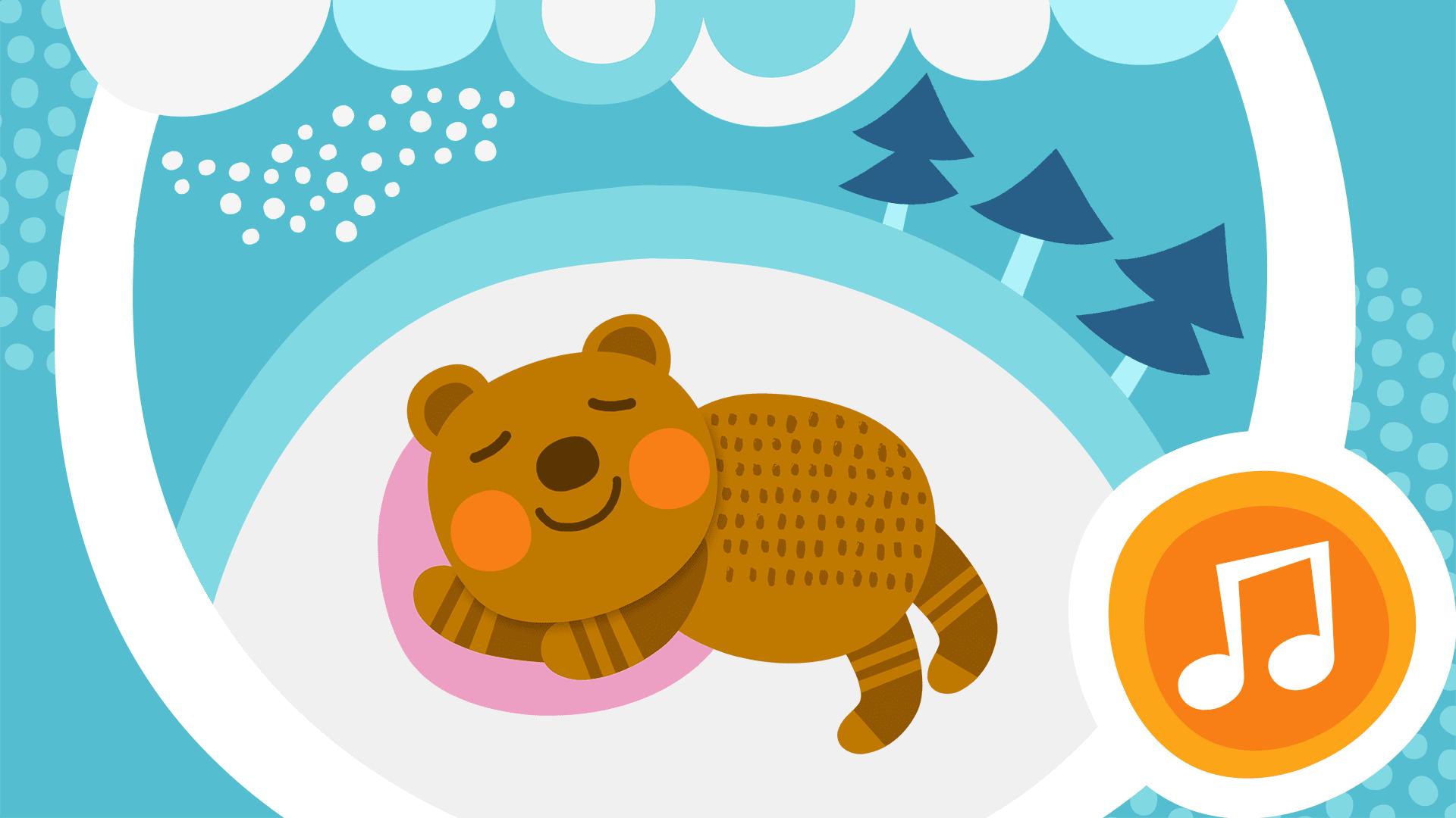 Roope Mäenpää: Karhu nukkuu   100 lastenlaulua   Radio   Areena   yle.fi