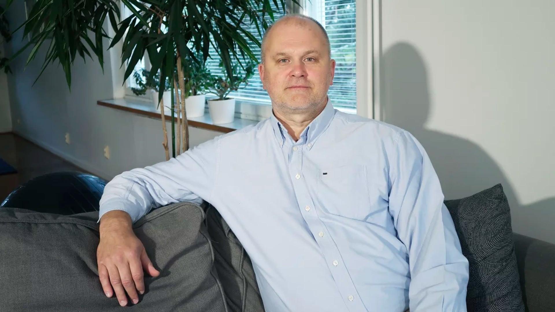 Ylen uutistoiminnan johtajaksi nimitetty Jouko Jokinen: Olen Ylen suurkuluttaja, minulla on ...