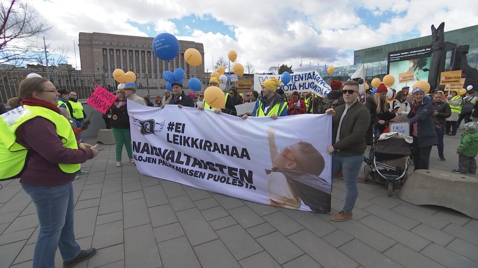 Suomen Minimipalkka
