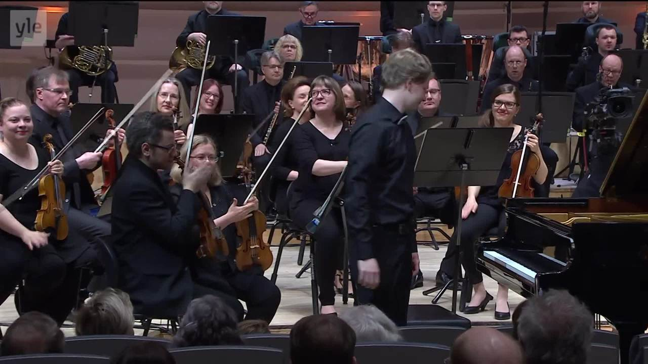 Tampereen pianokilpailu 2017: Hannu Alasaarela ja Prokofjevin pianokonsertto | Klassinen | TV ...