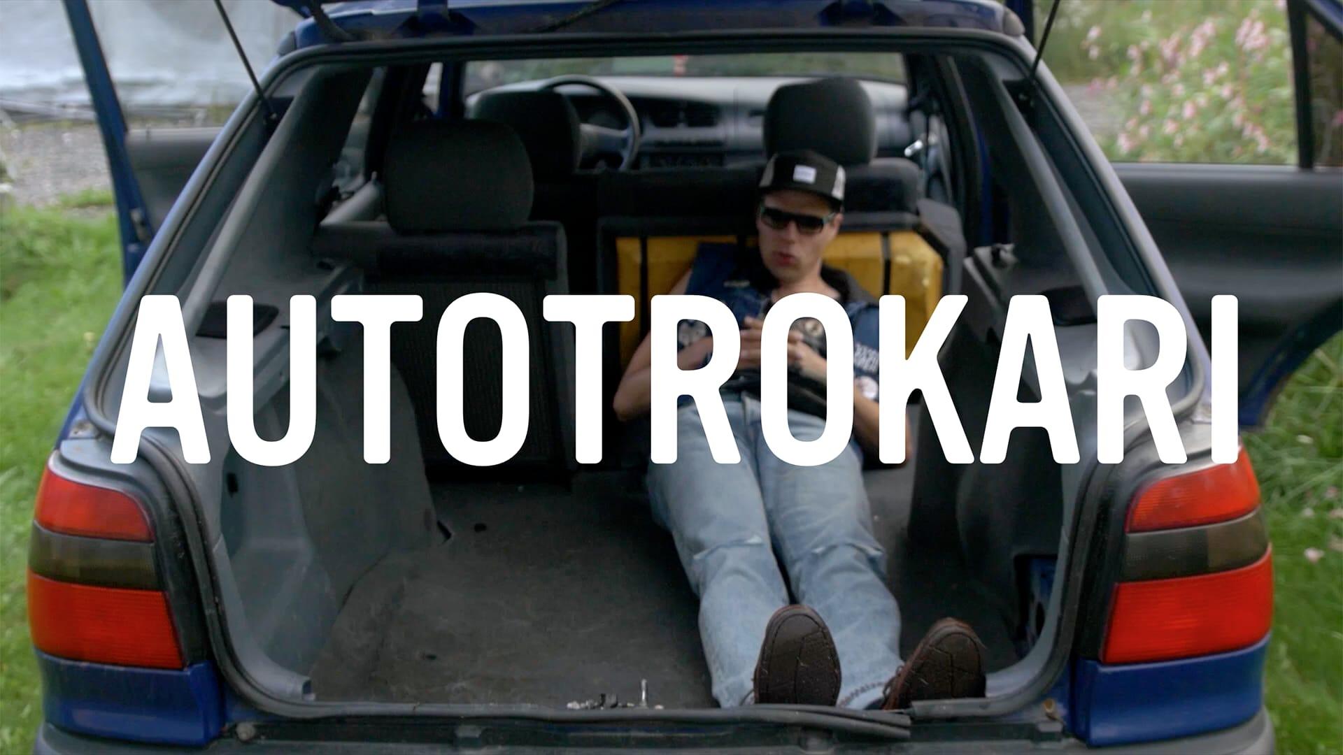Kajaani ja autotrokari | Yle FOLK: Suomen katusoittokeisari | TV | Areena | yle.fi