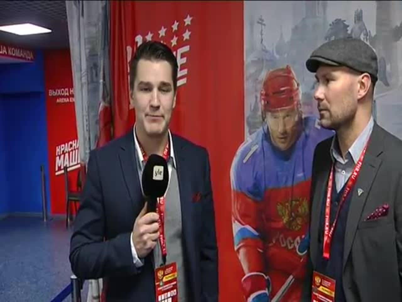 Kimmo Kuhdan yhteenveto Moskovan turnauksesta | Leijona-Areena | TV | Areena | yle.fi