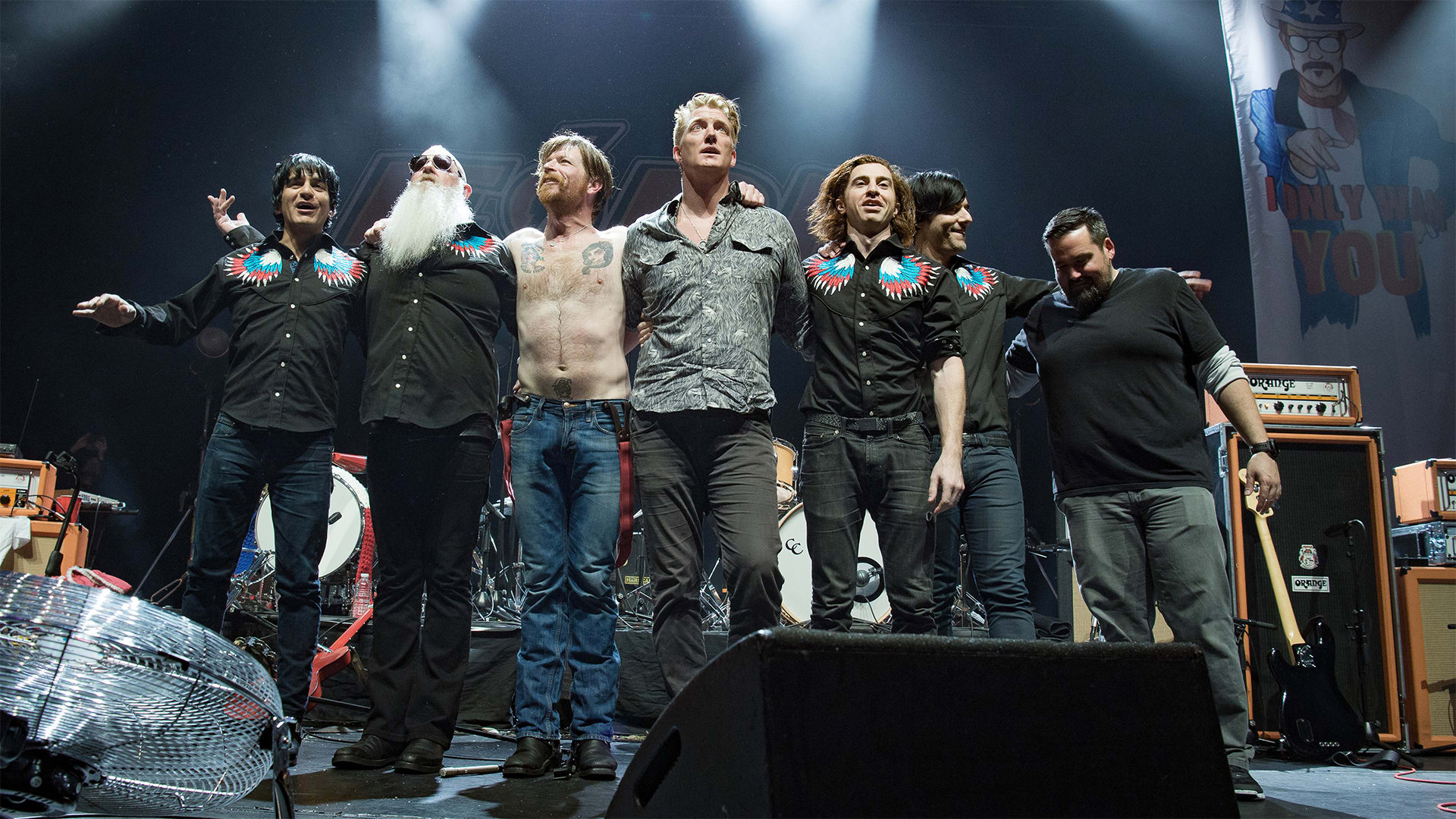 Yle Live: Eagles of Death Metal | TV | Areena | yle.fi