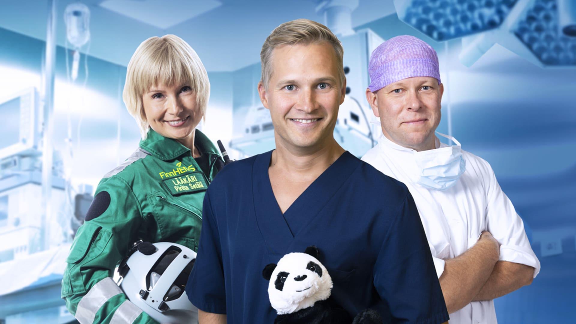 Sarjan uudet jaksot 6.1 alkaen | Elossa 24h | TV | Areena | yle.fi