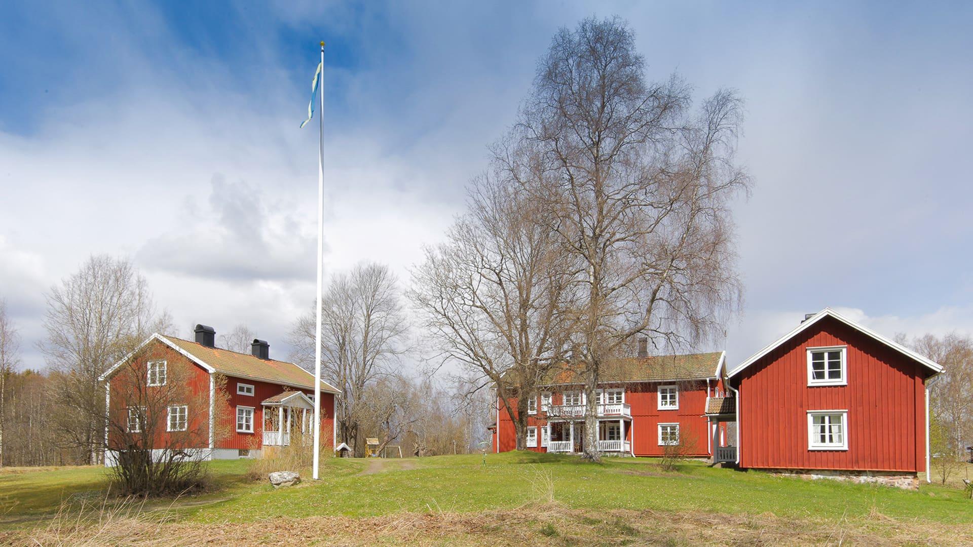 Talot Huokuvat Historiaa