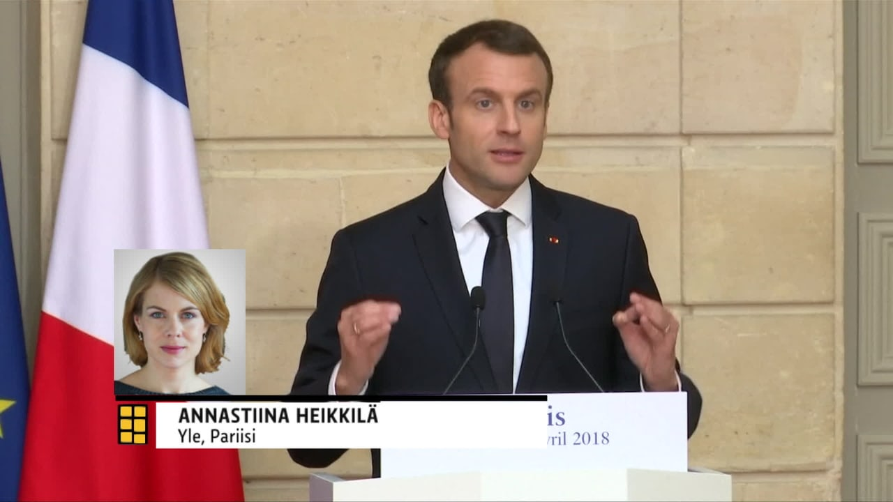 Macron Areena