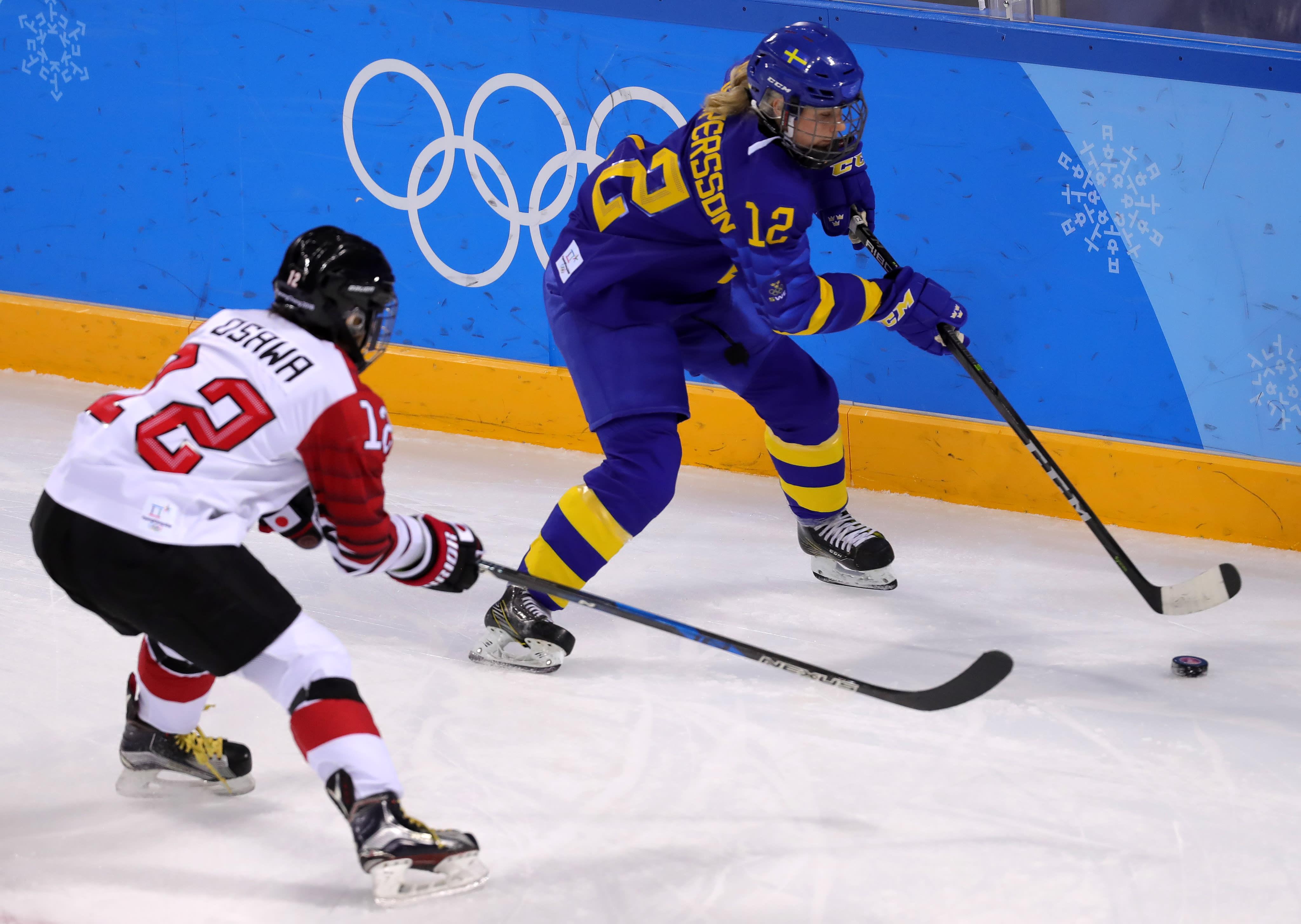 Olympialaiset Naisten Jääkiekko