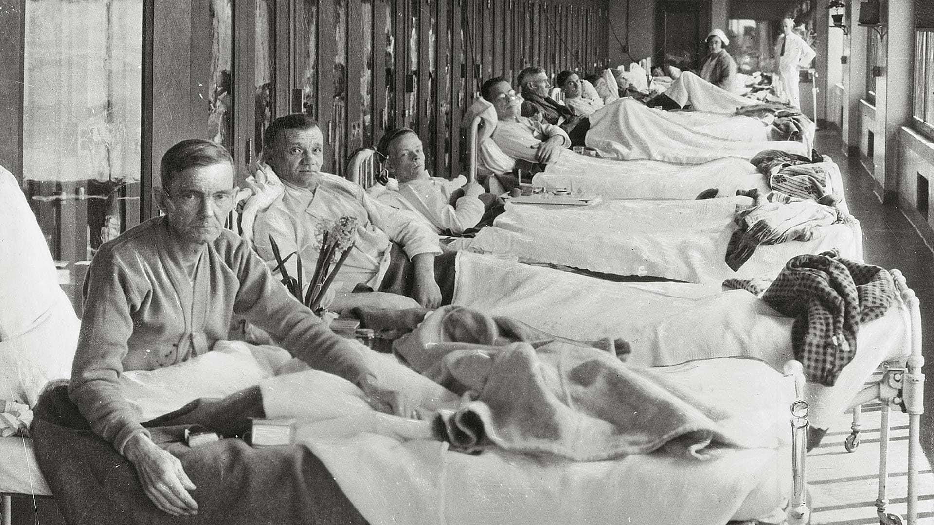 Tuberkuloosi Historia